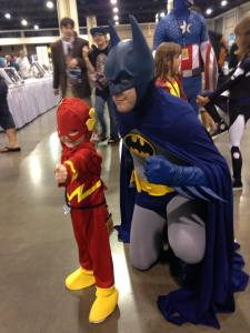 Batman and the Flash