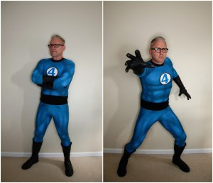 They call Bob Mr. Fantastic